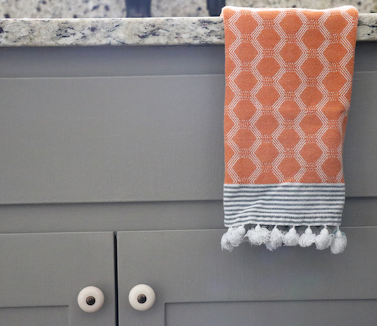 Chalk Painting Cabinets tutorial