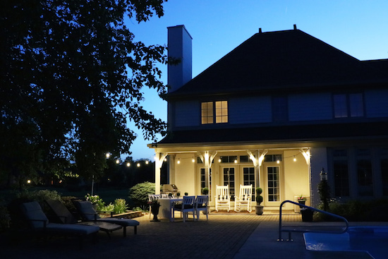 Decorating with Patio String Lights