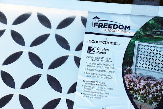 Freedom Connections Circle Panels
