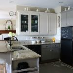 Chalk Painted Kitchen Cabinets why i repainted my chalk painted cabinets | sincerely, sara d.