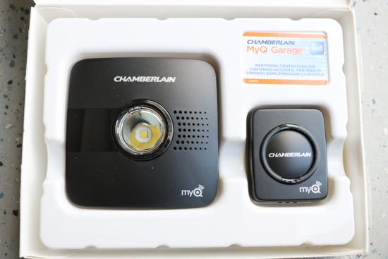 Chamberlain Myq Garage Door Opener Review Sincerely Sara D