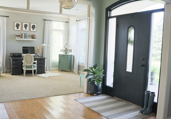 How to update an entryway (1 of 1)