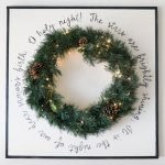 DIY Wooden Wreath Sign