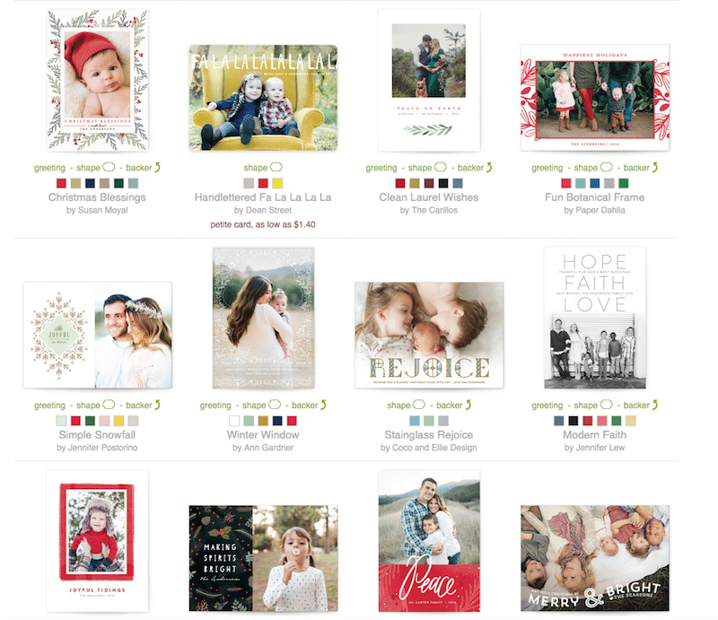 My Love for Minted Continues - Christmas Cards - Sincerely, Sara D.