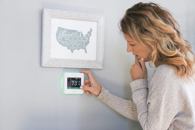 Wiser Air Wi-Fi Smart Thermostat Install and Product Review