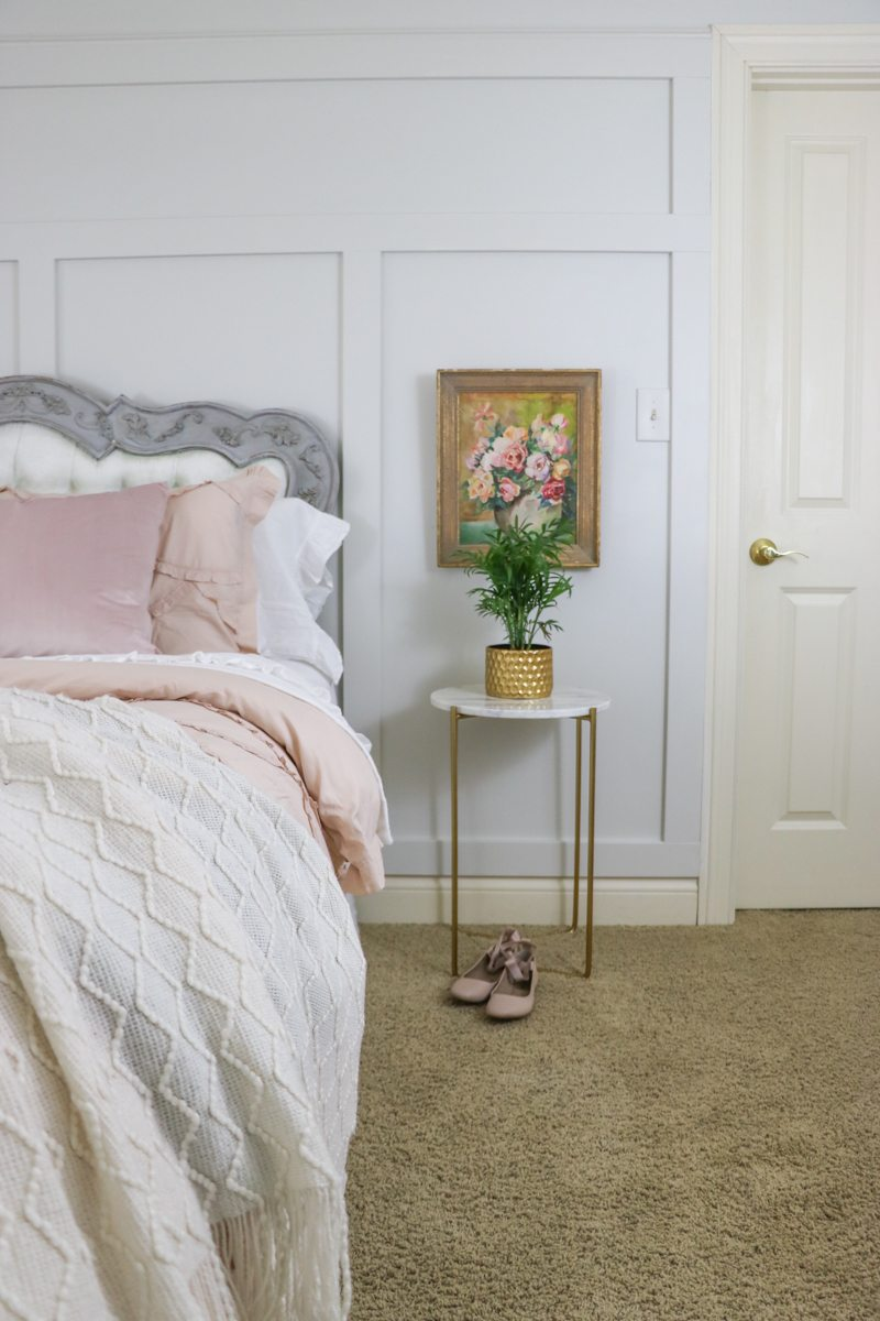 DIY Guest Room Makeover with FrogTape
