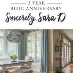 Celebrating 3 Years & a Giveaway!