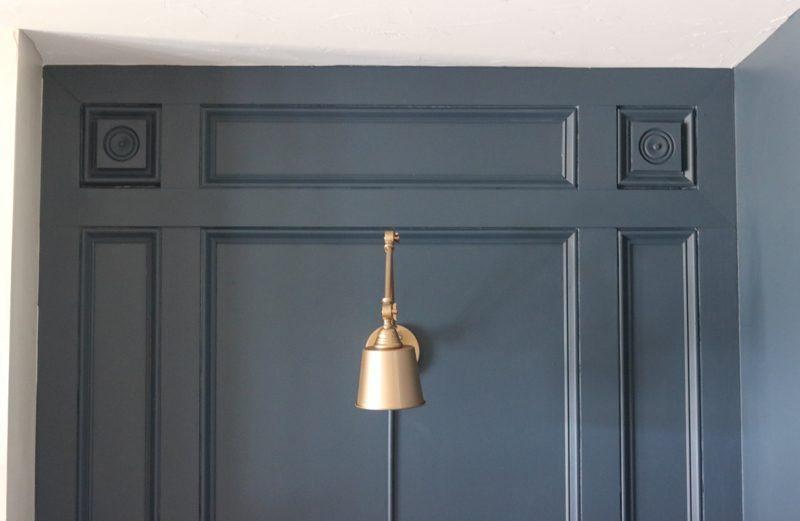 DIY Elegant Wall Paneling