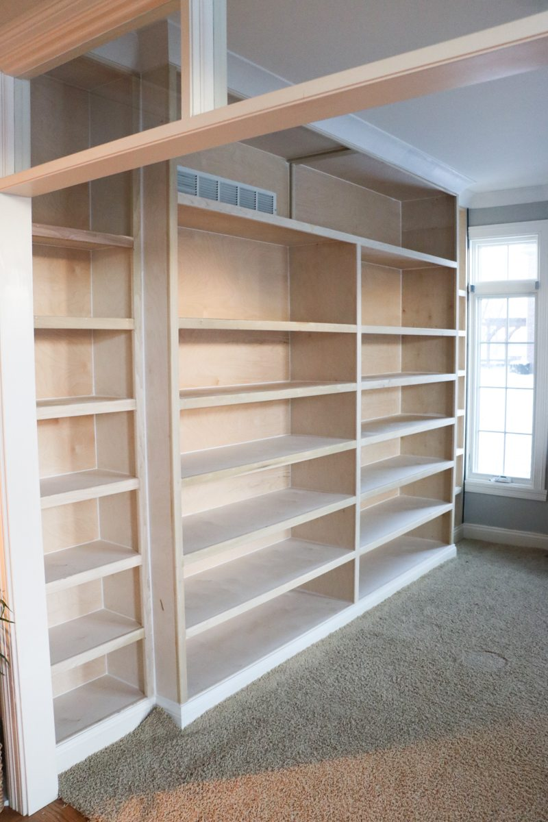 Office Bookshelves | Wagner Paint Sprayer