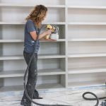 Office Bookshelves | Wagner Paint Sprayer