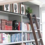 Rolling Library Ladder | Custom Service Hardware