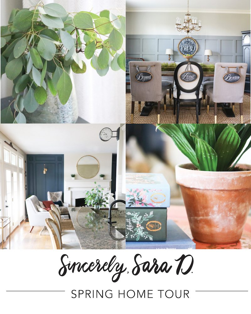 Spring Home Tour | Seasonal Simplicity