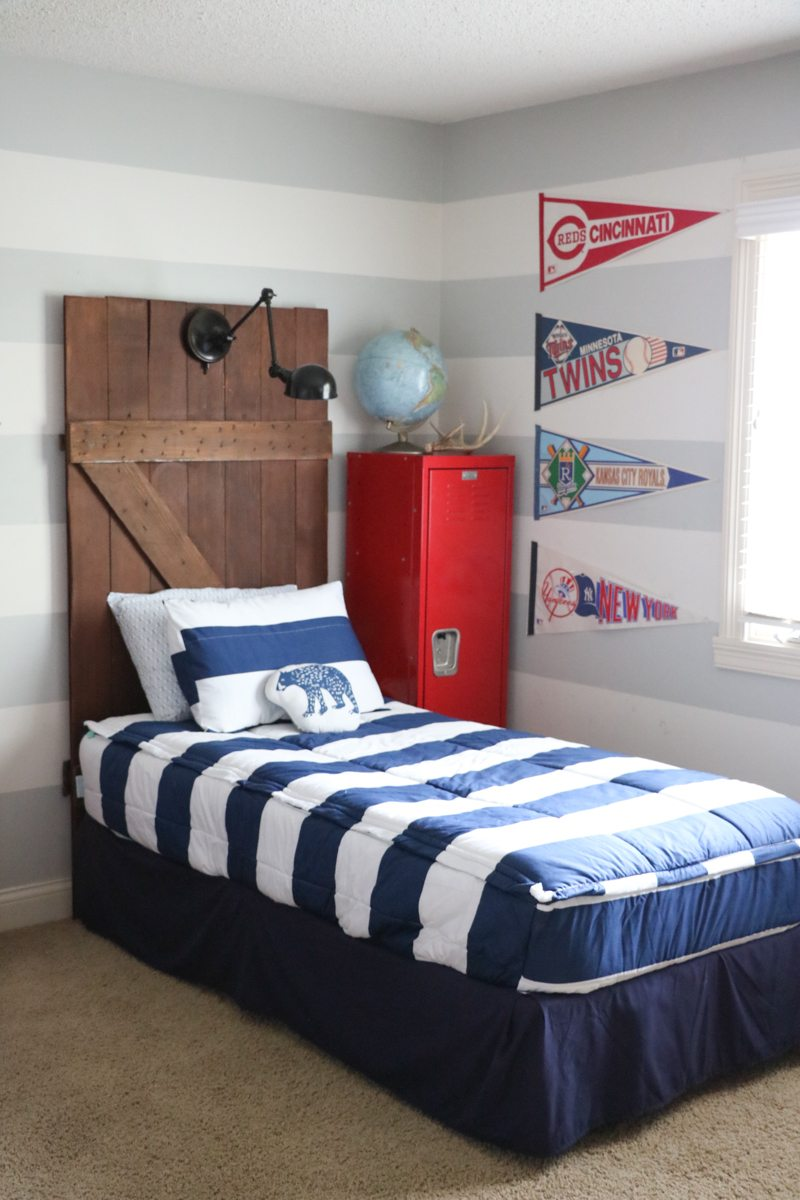 Boys Room Makeover With Beddy S Sincerely Sara D