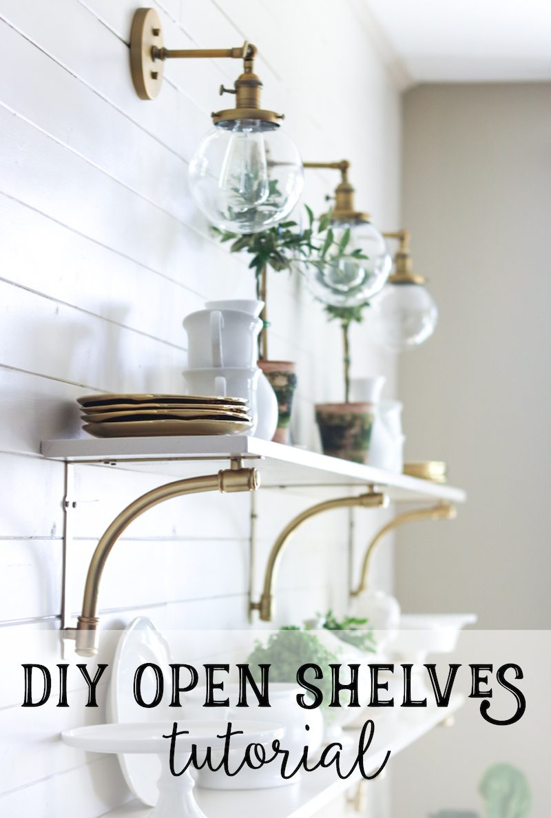 Related Posts. Easy DIY Open Shelving
