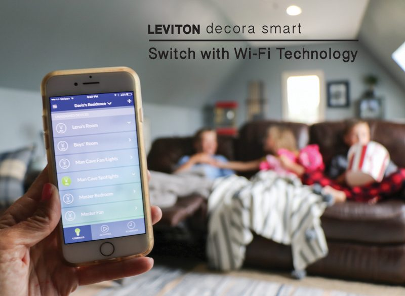 Wake Up Your Kids in the Morning | with LEVITON
