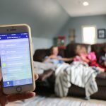 Wake Up Your Kids in the Morning   with LEVITON