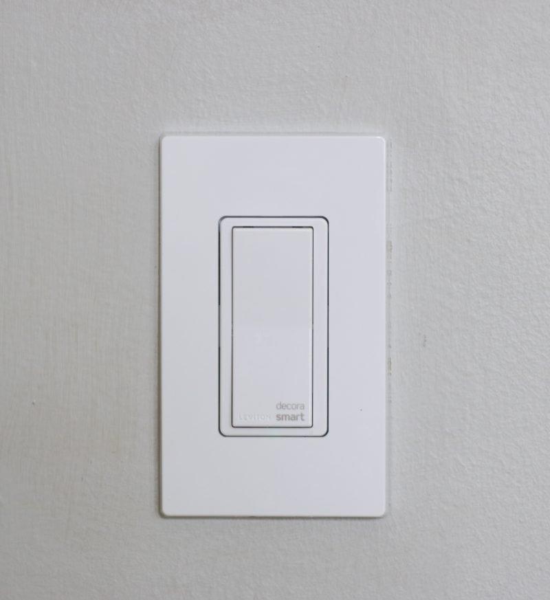 Leviton light switches repair wiring scheme for Decora light switches