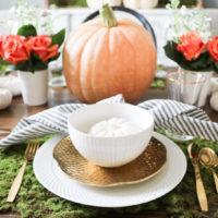 Fall Table Decor Ideas