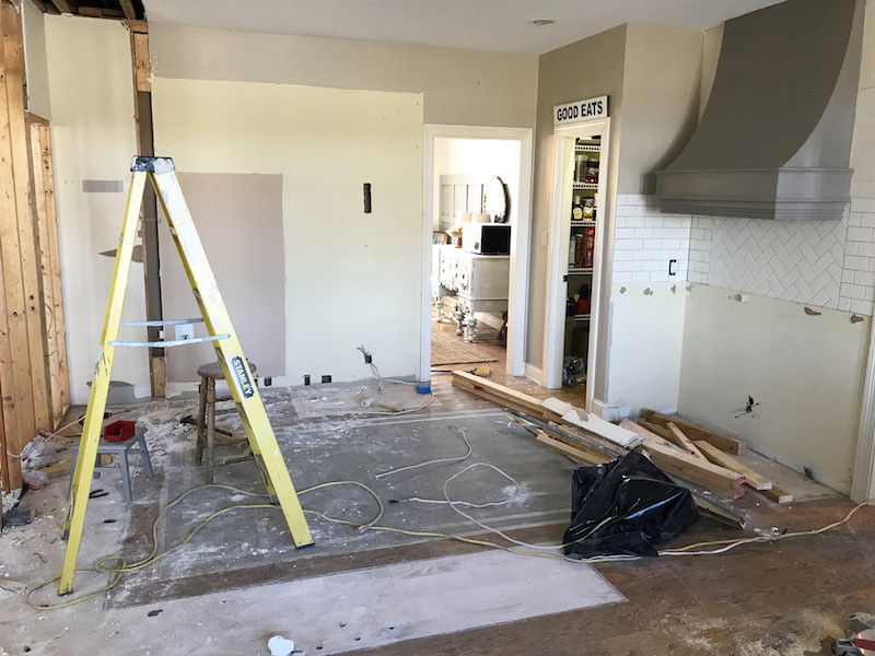 Kitchen Remodel | Week 1