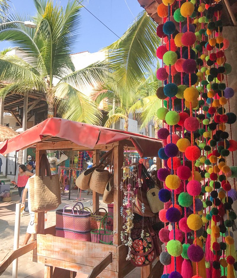 Mexican Vacation Exploring Sayulita