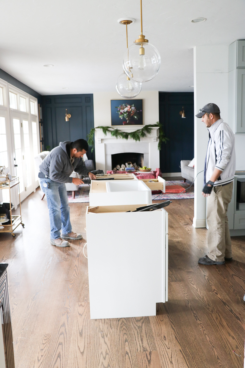 Kitchen Remodel | Week 6, 7 & 8