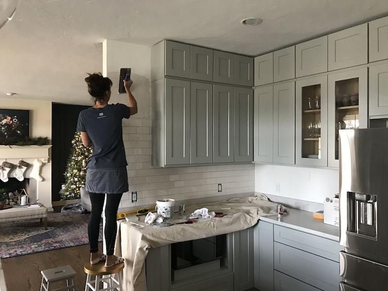 Kitchen Remodel | Week 9
