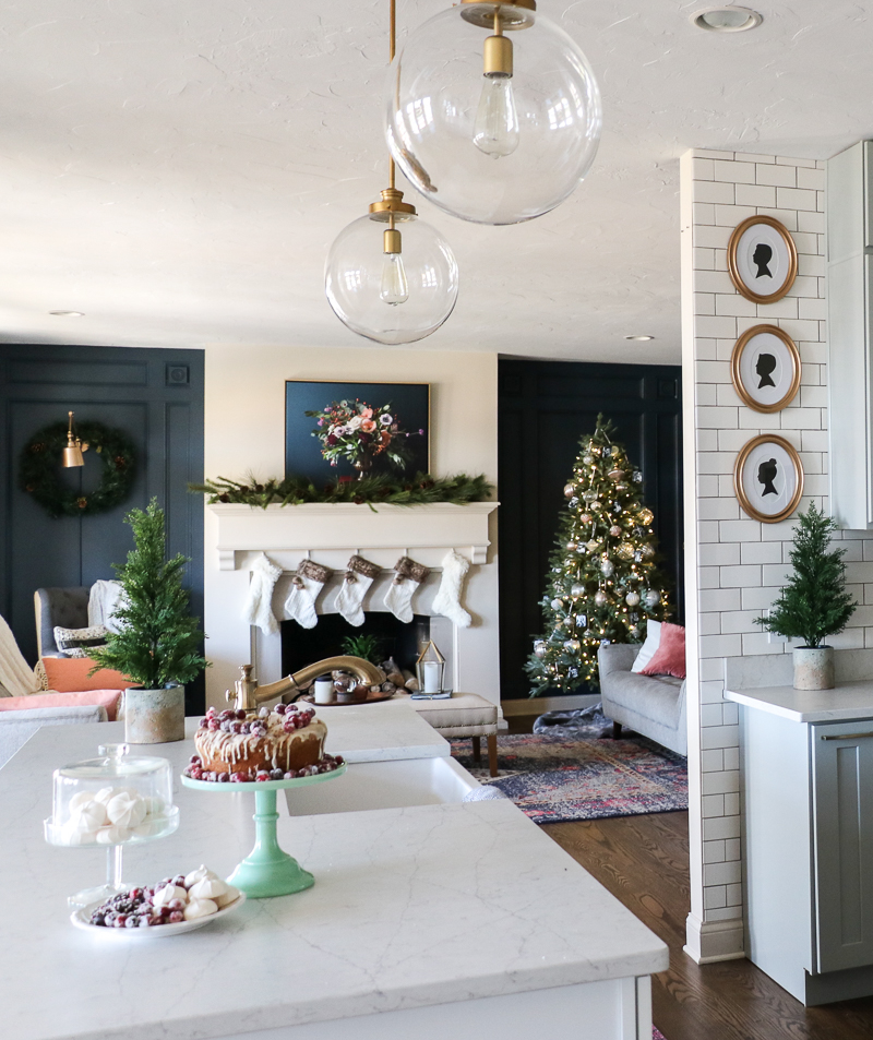 Simple Christmas Home Decorations: Simple Christmas Home Tour