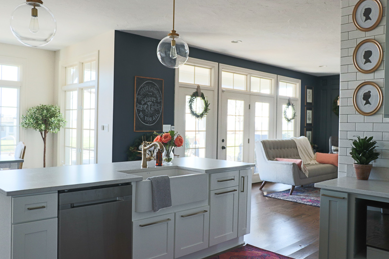 Diy Kitchen Remodel And Rta Cabinets | Sincerely, Sara D.