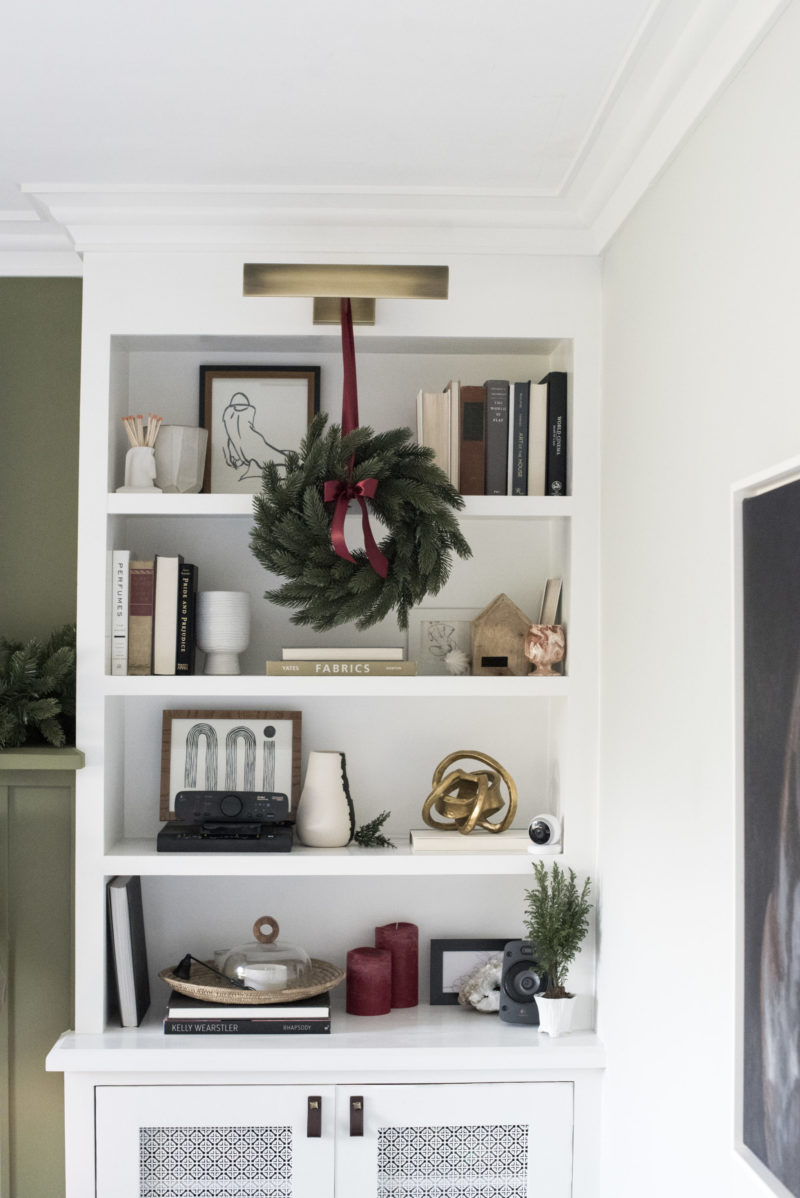Holiday Home Tour | Room for Tuesday | Sincerely, Sara D.