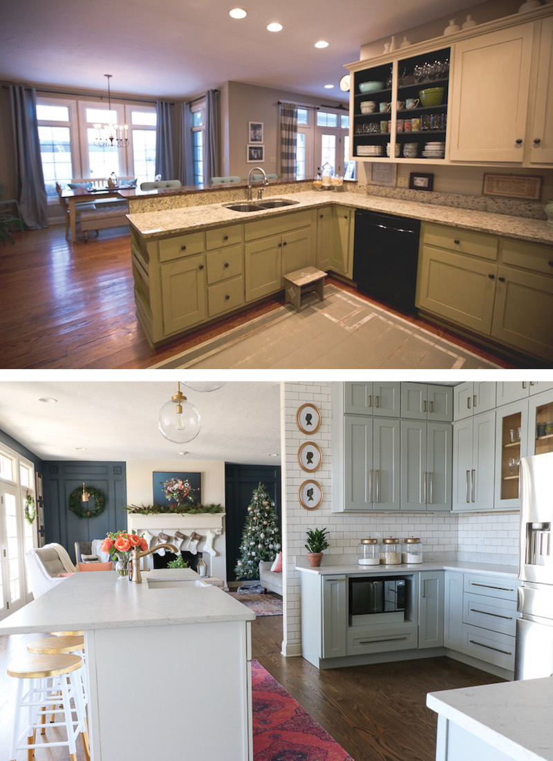Diy Kitchen Remodel And Rta Cabinets Sincerely Sara D