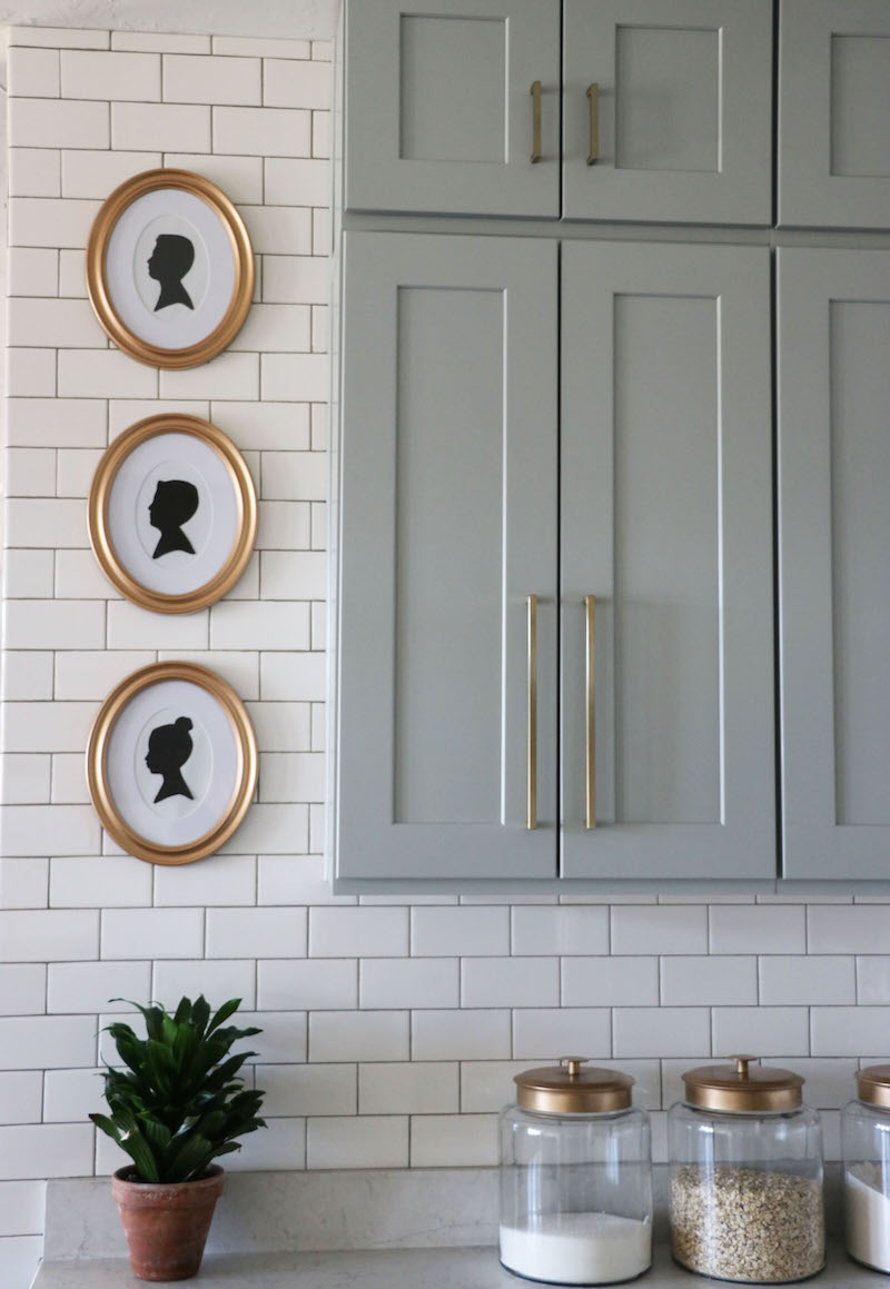 New Kitchen Cabinet Hardware Sincerely Sara D Home Decor