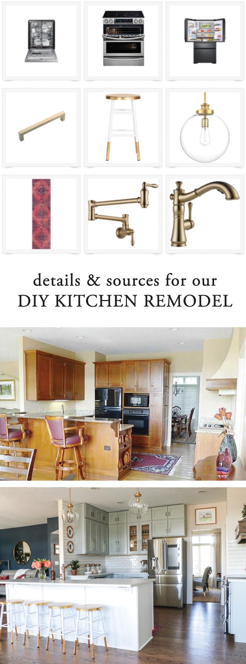 Details of our DIY Kitchen Remodel | Sincerely, Sara D.