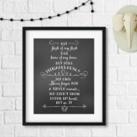 Free Printable Adoption Creed