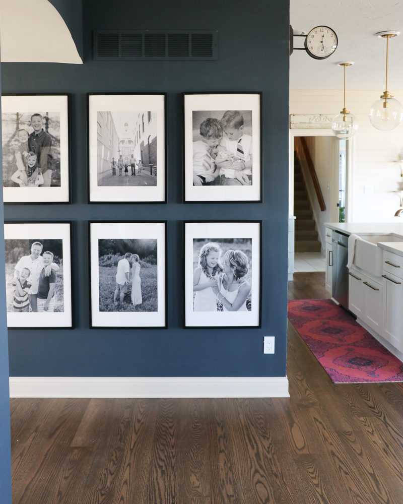 Large Photo Gallery Wall