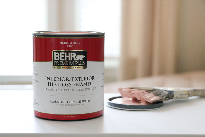 By The Way, If You Are Curious About Paint Finishes And Which Sheen Is Best  For Your Project, Check Out This Sheen Guide From BEHR.