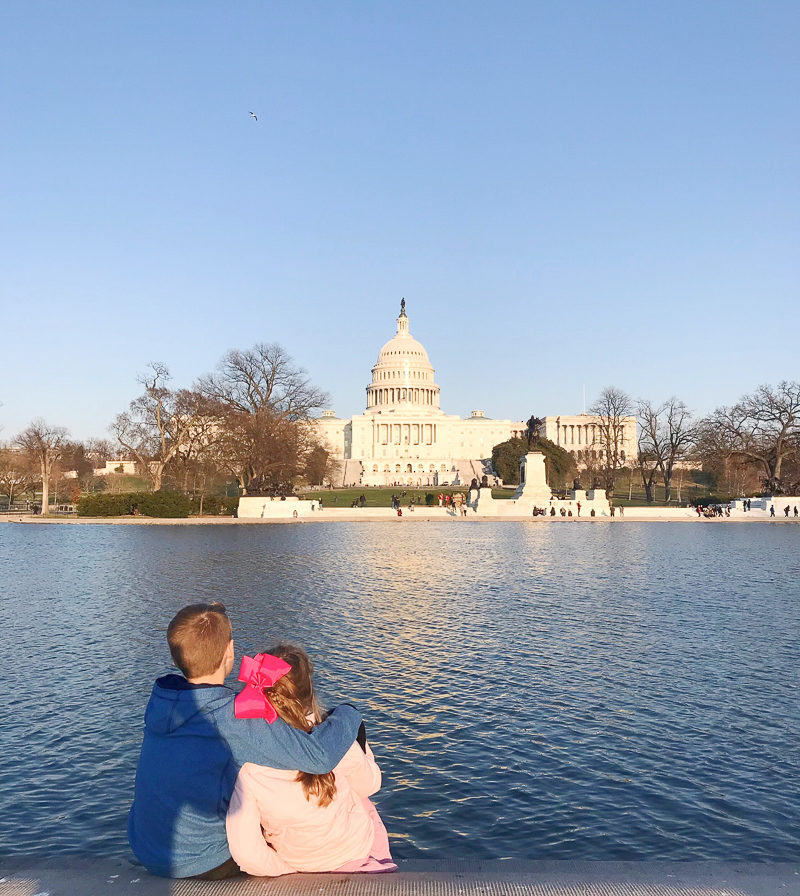 Washington DC in Three Days