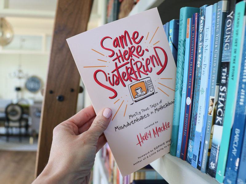 Same Here, Sisterfriend Book Review