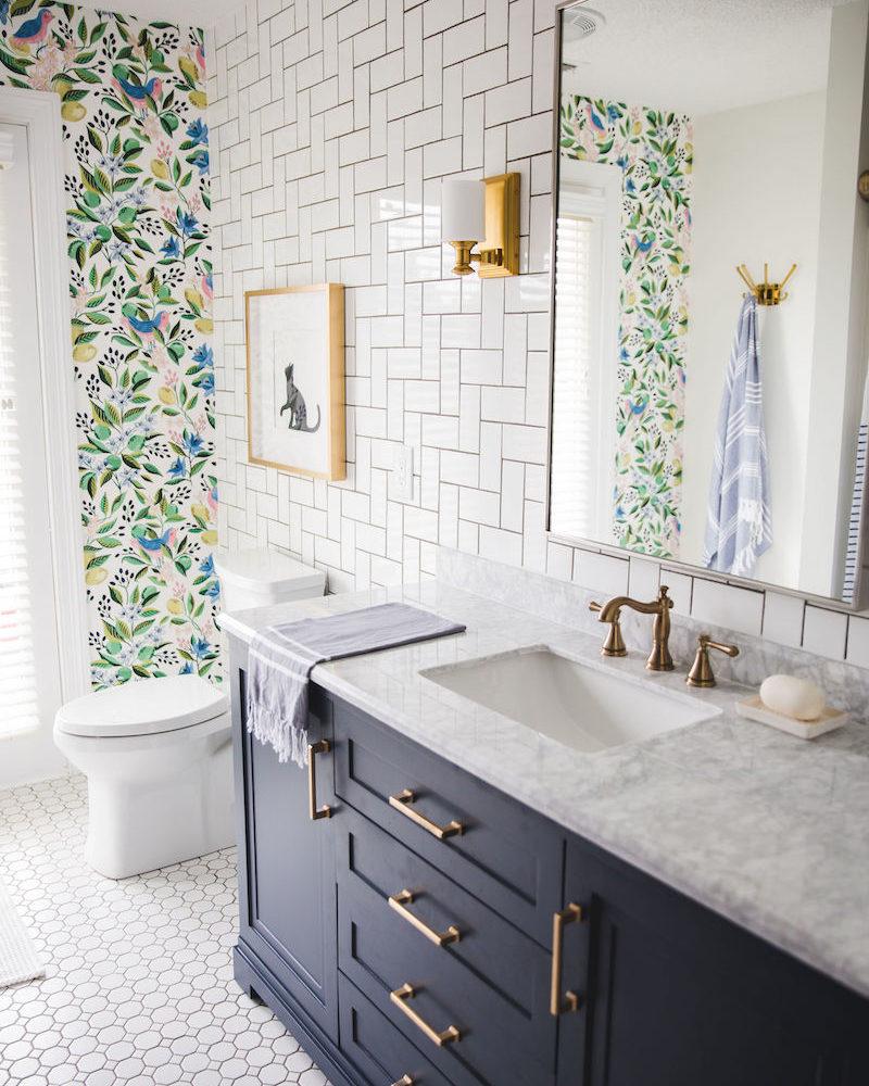 Bathroom Remodel Final Reveal
