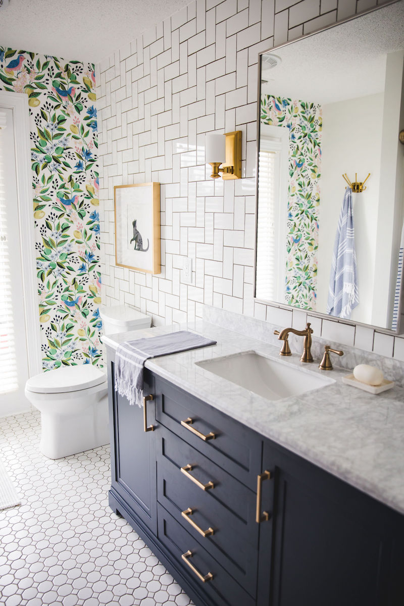 Bathroom Remodel Final Reveal