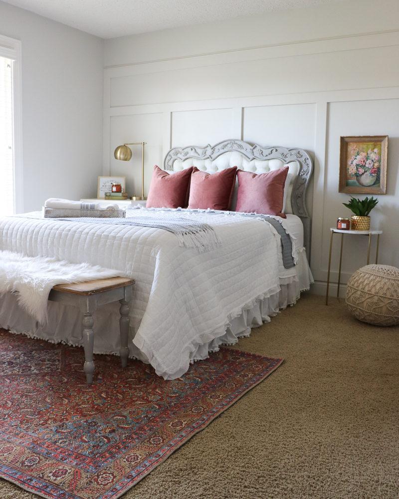 Guest Bedroom Refresh