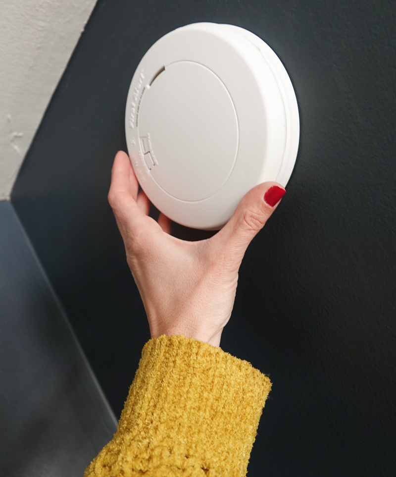 How to Install a First Alert Fire Alarm