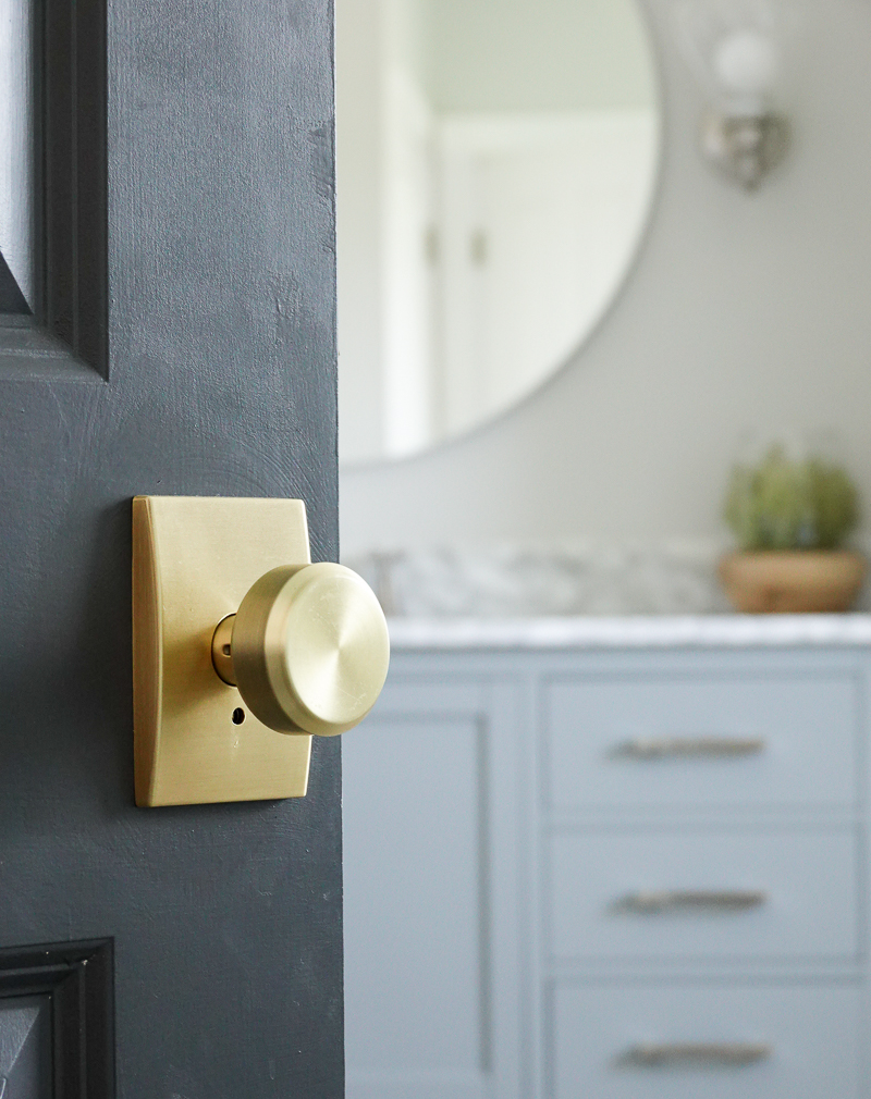 How to Install A Custom Interior Door Knob