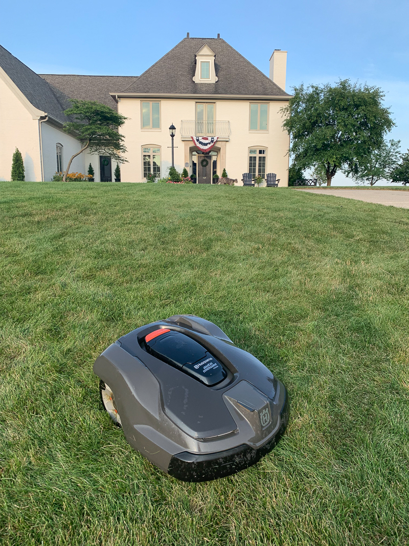Husqvarna Automower® Review