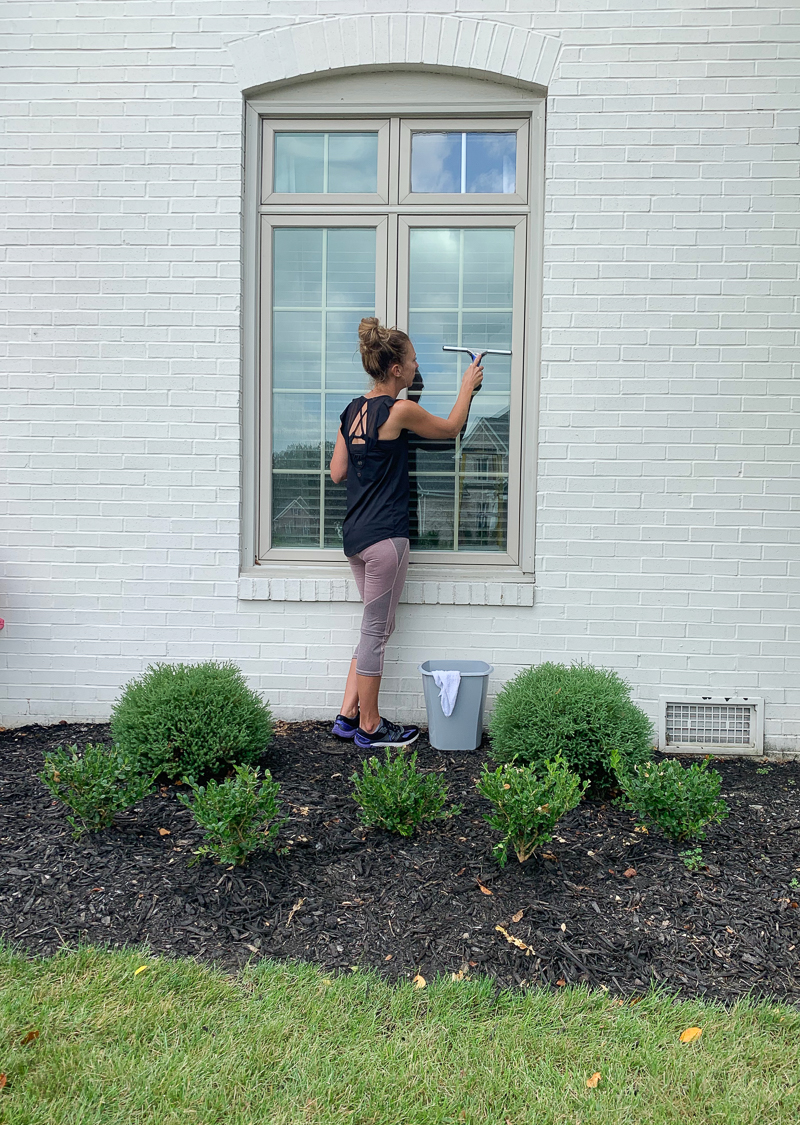 The Best Way To Clean Windows Sincerely Sara D