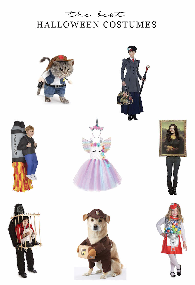 The Best Halloween Costumes (and they're all found on Amazon)!