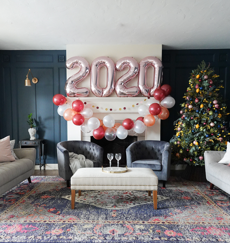 Inexpensive New Year's Eve Party Ideas