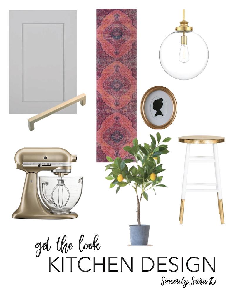 Get The Look: Kitchen Decor