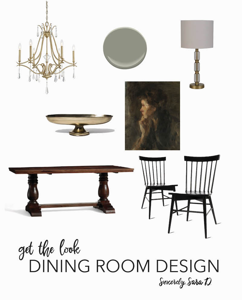 Get the Look: Dining Room Decor