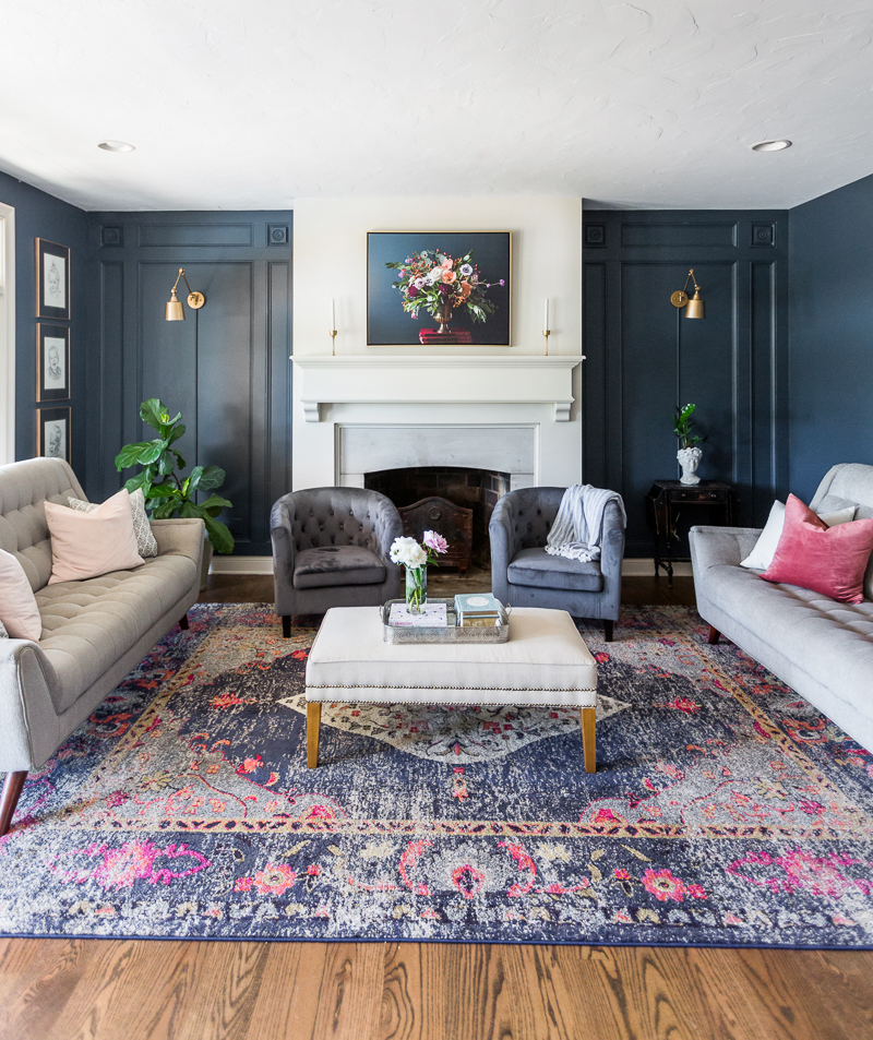 Decorating with Navy