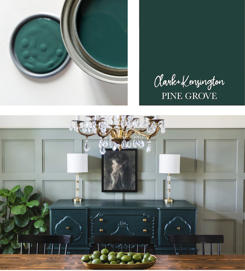 Favorite Interior Paint Colors